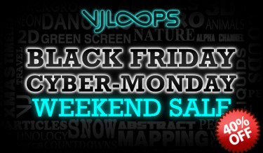 Vj loops Weekend Sale