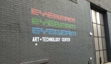 Eyebeam, art center, technology center