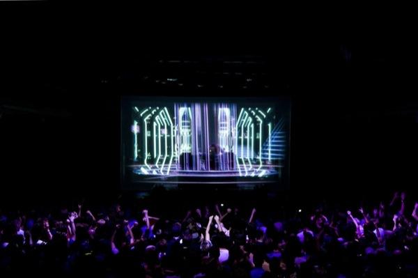 Flying Lotus, 3D, Light Show, Magazine, Lumen