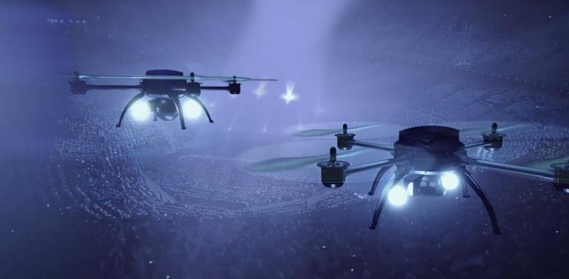 Air Drone Circus