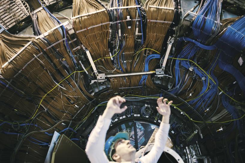 SYMMETRY inside CERN