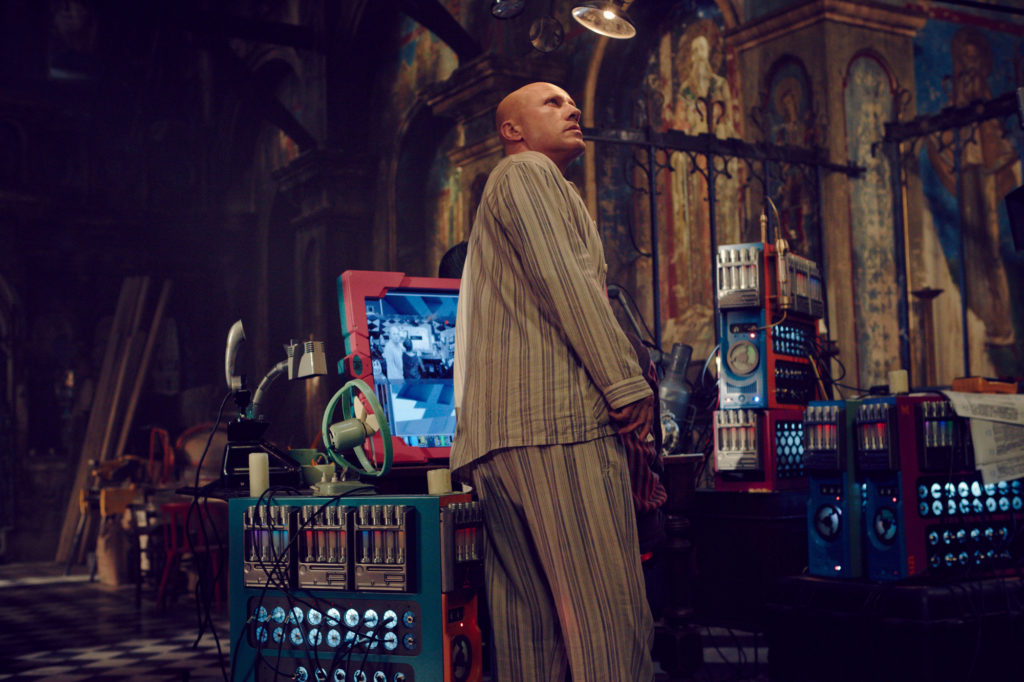Church from The Zero Theorem