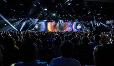 PIX Productions for Adobe MAX creative Conference