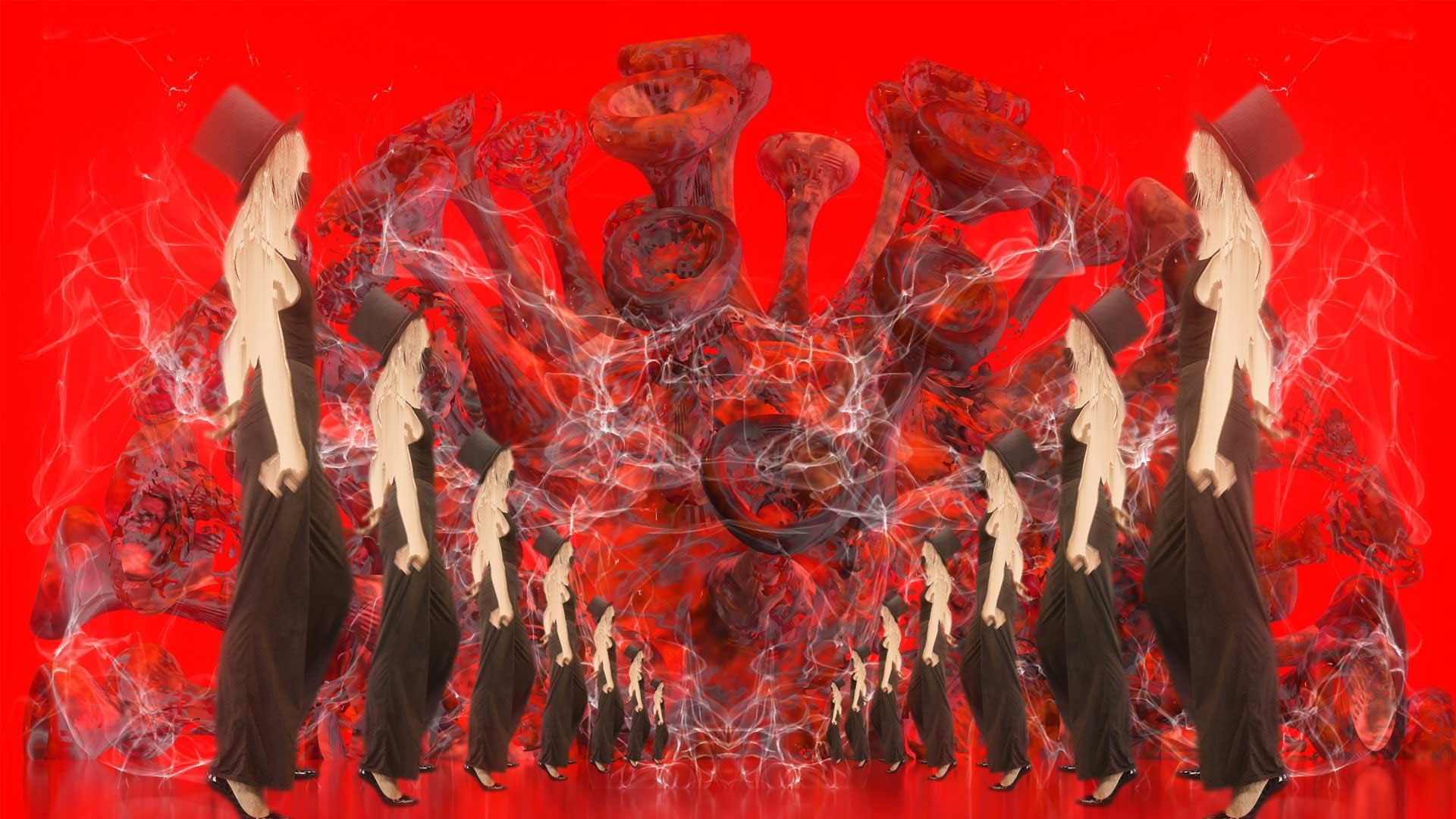 Covid-19-Dancing-Marching-Girl
